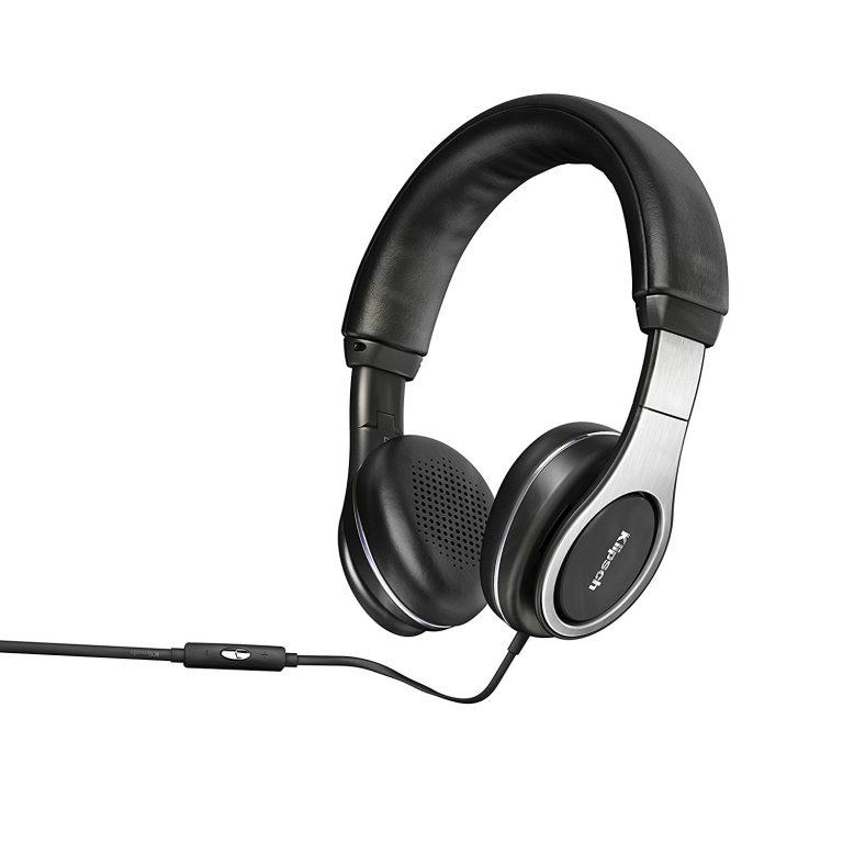 on ear headphone