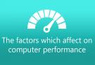 computer performance